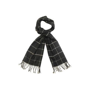 Stafford Windowpane Scarf
