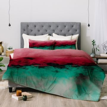 Deny Designs Ombre 3-Piece Comforter Set