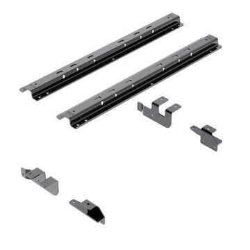 Reese 56009-53 Outboard Fifth Wheel Custom Quick Install Kit for 2014-2017 RAM 2500