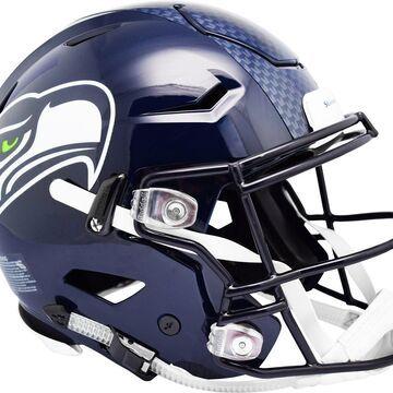 Riddell Seattle Seahawks Speed Flex Authentic Football Helmet