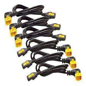 APC-Power cable-IEC 320 EN 60320 C13-IEC 320 EN 60320 C14-6 ft-black-N
