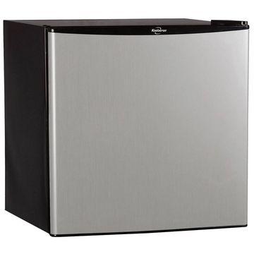 Koolatron 1.6 cu ft Compact Refrigerator - Silver