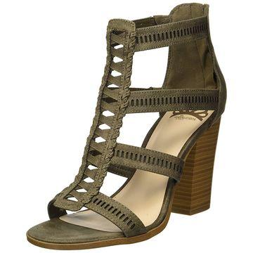 Fergalicious Womens Vellore Open Toe Casual Strappy Sandals