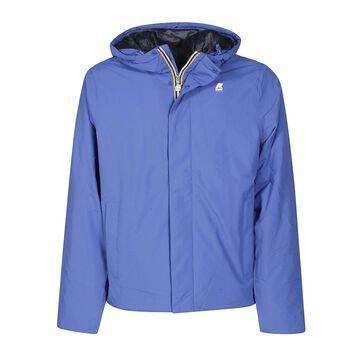 K-Way Coats Clear Blue