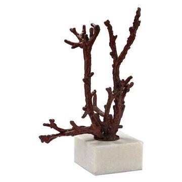 Lazy Susan Staghorn Coral Sculpture