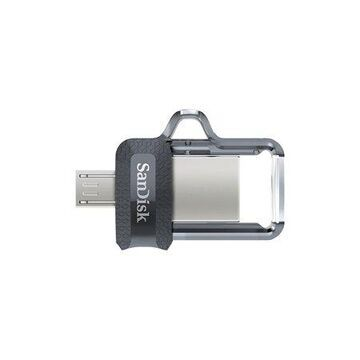SanDisk Ultra 32GB Dual Drive m3.0 for Android Devices and Computers SDDD3-032G