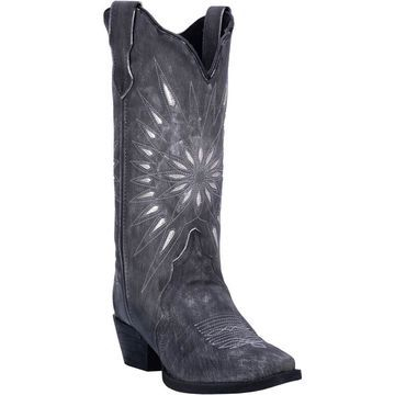 Laredo Womens Lad 12 Starburst, Black