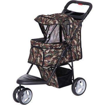 IRIS Pet Stroller, Camo