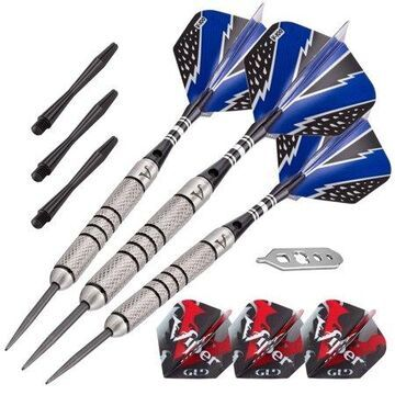 Viper Cold Steel Tungsten Steel Tip Darts 24 Grams