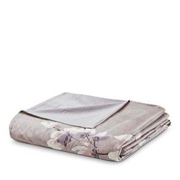 Natori Sakura Blossom Comforter Set, Full/Queen