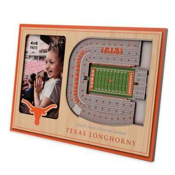 NCAA Texas Longhorns StadiumView Picture Frame