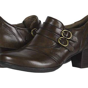 Earth Calgary Toronto (Bark Soft Calf) Women's Shoes
