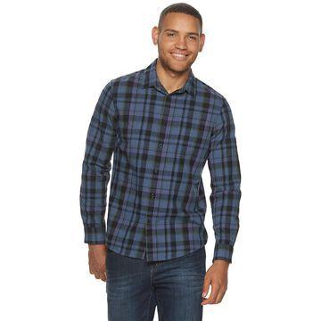 Men's Apt. 9 Flannel Shirt