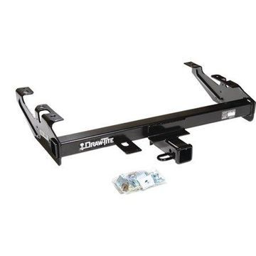 Draw-Tite 75099 Square Tube Class III & IV RV Trailer Hitch Max Frame Receiver for Select GMC & Chevrolet Models