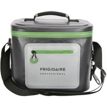 Frigidaire 12-Can Welded Cooler, Dove Gray