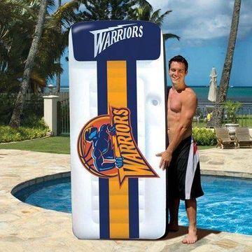 Poolmaster Golden State Warriors NBA Giant Mattress