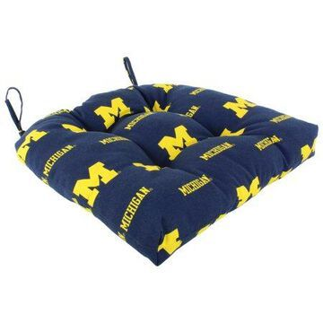 College Covers Michigan Wolverines Indoor / Outdoor Seat Cushion Patio D Cushion 20