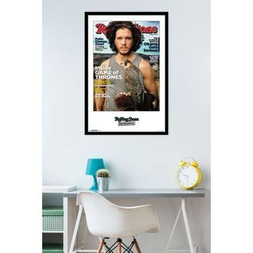 Trends International Rolling Stone Kit Harington Wall Poster 22.375