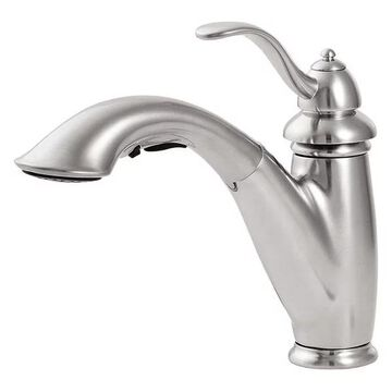Pfister LG532-7SS Stainless Steel Marielle Pull-Out Kitchen Faucet