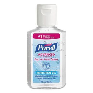 PURELL 24-Count Fragrance-Free Hand Sanitizer Gel