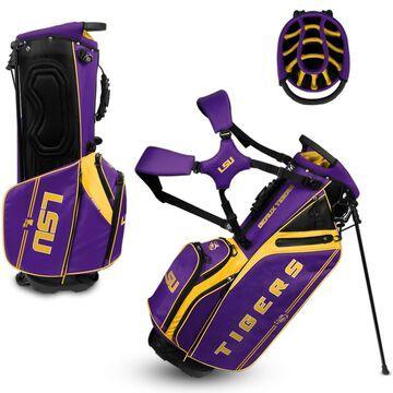 WinCraft LSU Tigers Caddie Carry Hybrid Golf Bag