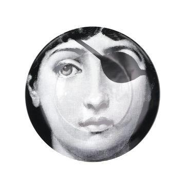 Lina Cavalieri-print wall plate