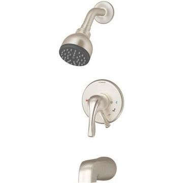 Symmons S-9602-PLR-TRM Origins Tub and Shower Trim Package