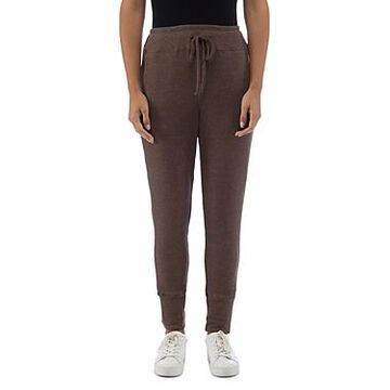 B Collection by Bobeau Brushed Knit Jogger Pants