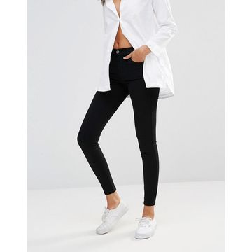 Dr Denim Lexy mid rise second skin superskinny jeans