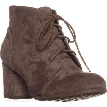 Madden Girl Torch Lace-Up Ankle Boots