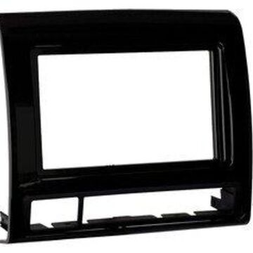 Metra - Installation Kit for Most 2012 and Later Toyota Tacoma Vehicles - Black