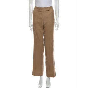 Wide Leg Pants Brown