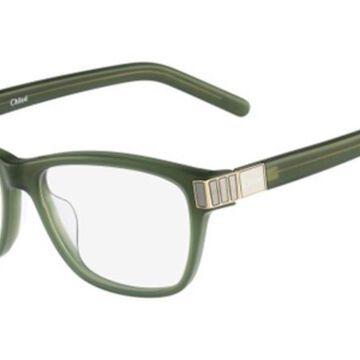Chloe CE 2655 315 Womenas Glasses Green Size 53 - Free Lenses - HSA/FSA Insurance - Blue Light Block Available