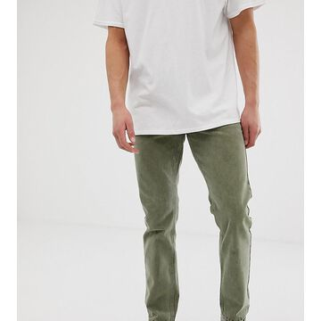 Reclaimed Vintage the '89 original fit jeans in khaki