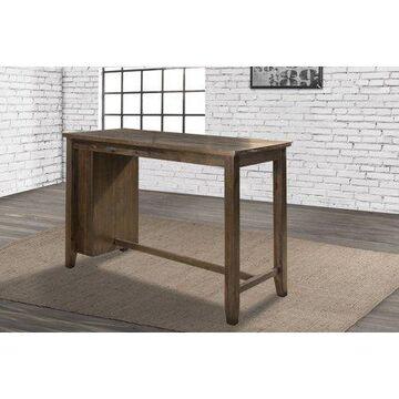 Hillsdale Furniture Spencer Counter Height Table, Dark Espresso