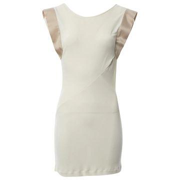 Barbara Bui Ecru Python Dresses
