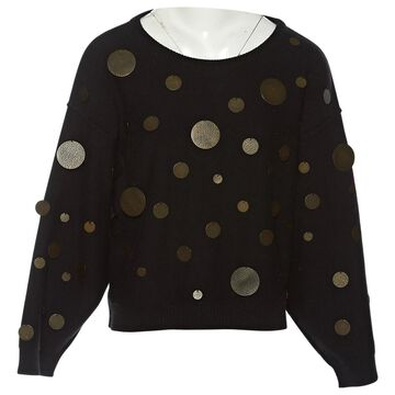 Sonia Rykiel \N Black Wool Knitwear