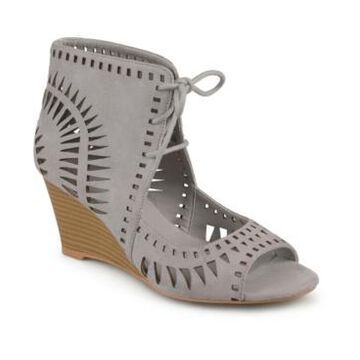Journee Collection Women's Zola Wedges Women's Shoes