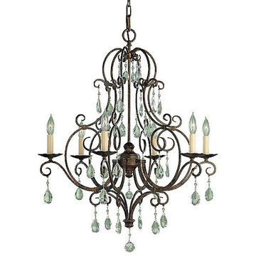 Chateau Chandelier by Feiss