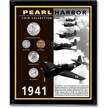American Coin Treasures Pearl Harbor Collection (Pearl Harbor Collection)