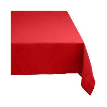 Design Imports Wrinkle-Resistant Tablecloth