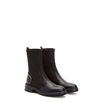 Aquatalia Womens Leoda Closed Toe Mid-Calf Fashion Boots