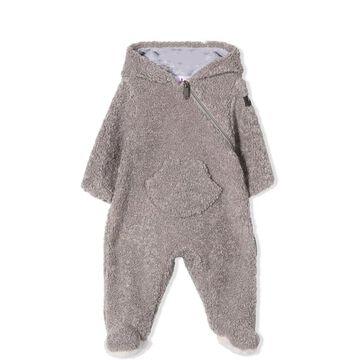 Il Gufo Hooded Jumpsuit