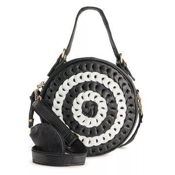 AmeriLeather Dream Catcher Pouch Handbag