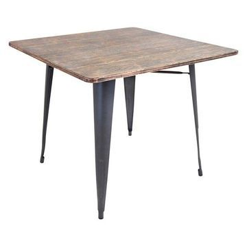 Lumisource Oregon Dining Table