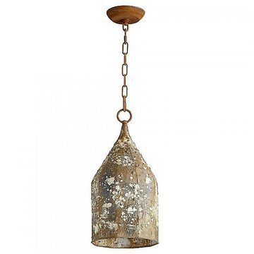 Cyan Design Collier Small Pendant Light - Color: Brown - 06258