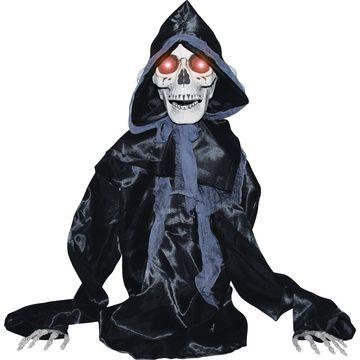 Morris Costumes SS88302 Rising Black Reaper Costume