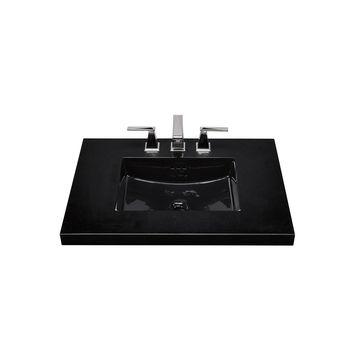 Ronbow Essence 20-inch Ceramic Undermount Bathroom Vessel Sink with Overflow