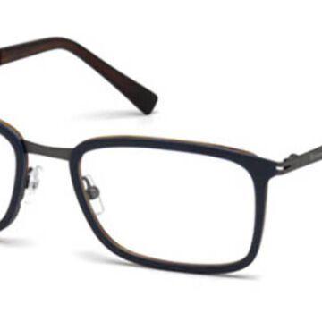 Ermenegildo Zegna EZ5047 092 Men's Glasses Size 55 - Free Lenses - HSA/FSA Insurance - Blue Light Block Available