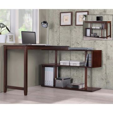 International Caravan Hamburg Contemporary Swing Out Desk
